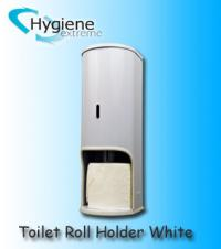 Toilet Roll Holder White