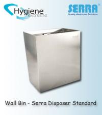 Wall Bin - Serra Disposer Plus