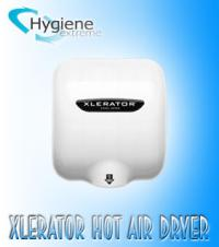 Xlerator Automatic Hot Air dryer