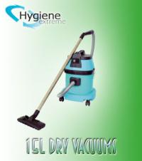 Industrial Vacuum  -  Dry Only 15L